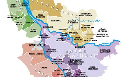 Classifications des vins de Bordeaux